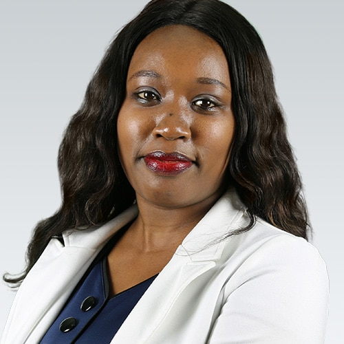 Staff Salome Mbugua