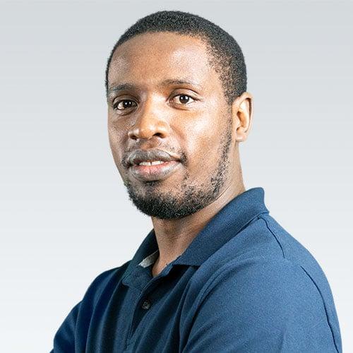 Staff Charles Mbugua