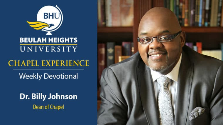 Chapel Billy Johnson