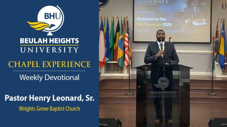 Chapel Henry Leonard