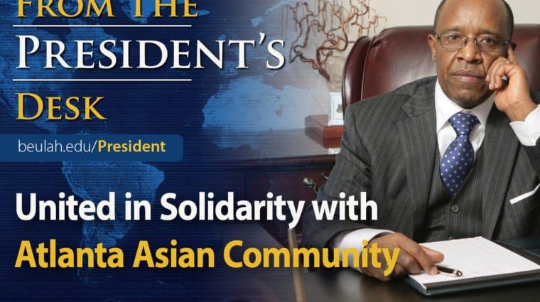 Pres Desk Asian Community