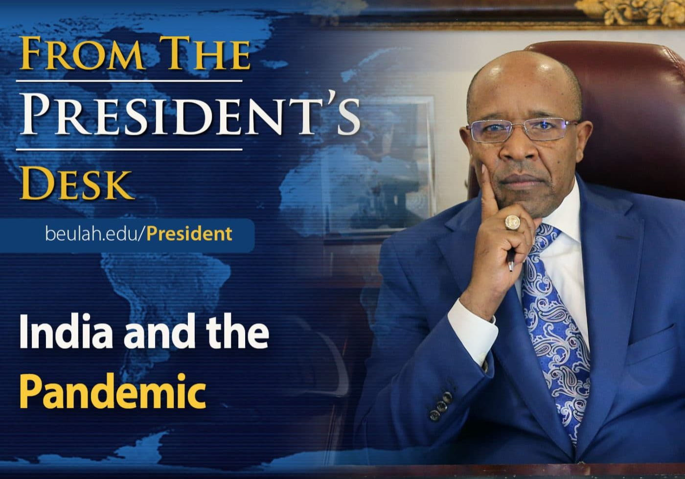 Presidents Desk Feature India